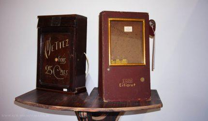 """Automatenverkauf des """"Deutschen Automatenmuseums"""