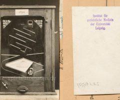 Stempel des Leipziger Instituts für gerichtliche Medizin, Automat von 1927