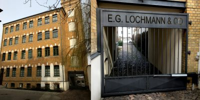 """Fabrikgebäude """"Jentzsch & Meerz"""