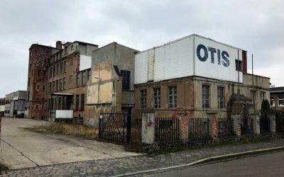 """Ehemaliges Firmengebäude """"Jentzsch & Meerz"""